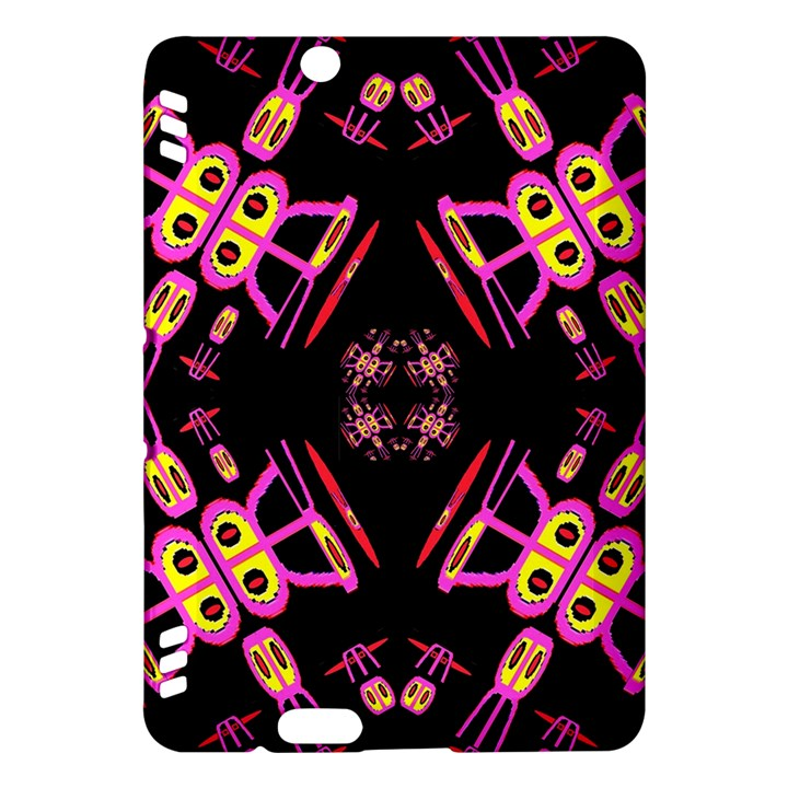 Alphabet Shirtjhjervbret (2)fv Kindle Fire HDX Hardshell Case