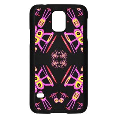 Alphabet Shirtjhjervbret (2)fv Samsung Galaxy S5 Case (Black)