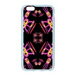 Alphabet Shirtjhjervbret (2)fv Apple Seamless iPhone 6/6S Case (Color) Front