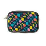 Colorful Floral Pattern Coin Purse Front