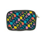Colorful Floral Pattern Coin Purse Back