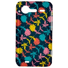 Colorful Floral Pattern HTC Incredible S Hardshell Case