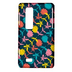 Colorful Floral Pattern LG Optimus Thrill 4G P925