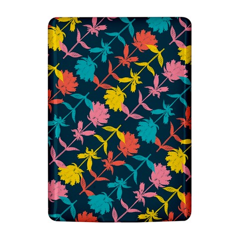 Colorful Floral Pattern Kindle 4
