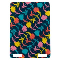 Colorful Floral Pattern Kindle Touch 3G