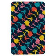Colorful Floral Pattern Kindle Fire (1st Gen) Hardshell Case