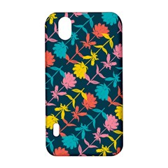 Colorful Floral Pattern LG Optimus P970