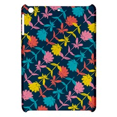 Colorful Floral Pattern Apple iPad Mini Hardshell Case
