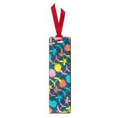 Colorful Floral Pattern Small Book Marks