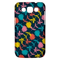 Colorful Floral Pattern Samsung Galaxy Win I8550 Hardshell Case