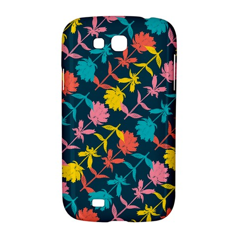 Colorful Floral Pattern Samsung Galaxy Grand GT-I9128 Hardshell Case