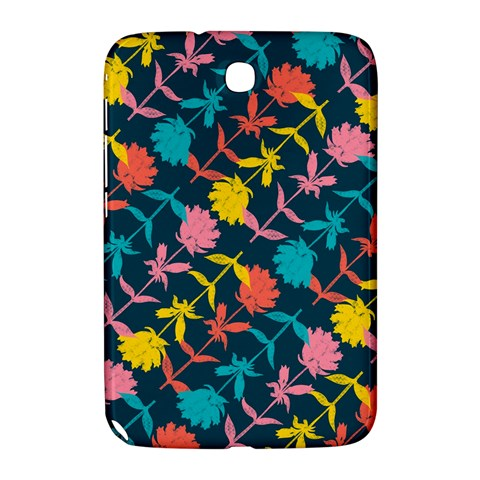 Colorful Floral Pattern Samsung Galaxy Note 8.0 N5100 Hardshell Case