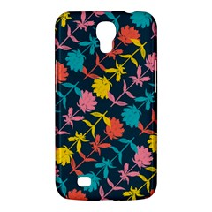 Colorful Floral Pattern Samsung Galaxy Mega 6 3  I9200 Hardshell Case