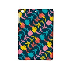 Colorful Floral Pattern Ipad Mini 2 Hardshell Cases