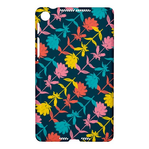 Colorful Floral Pattern Nexus 7 (2013)