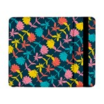Colorful Floral Pattern Samsung Galaxy Tab Pro 8.4  Flip Case Front