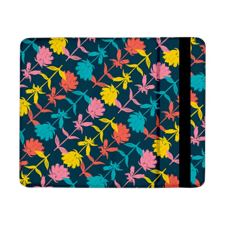 Colorful Floral Pattern Samsung Galaxy Tab Pro 8.4  Flip Case