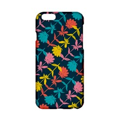 Colorful Floral Pattern Apple Iphone 6/6s Hardshell Case