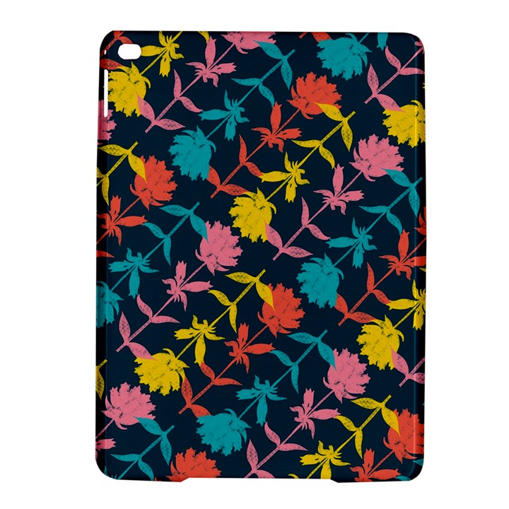 Colorful Floral Pattern iPad Air 2 Hardshell Cases