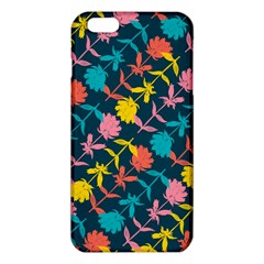 Colorful Floral Pattern iPhone 6 Plus/6S Plus TPU Case