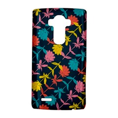 Colorful Floral Pattern Lg G4 Hardshell Case