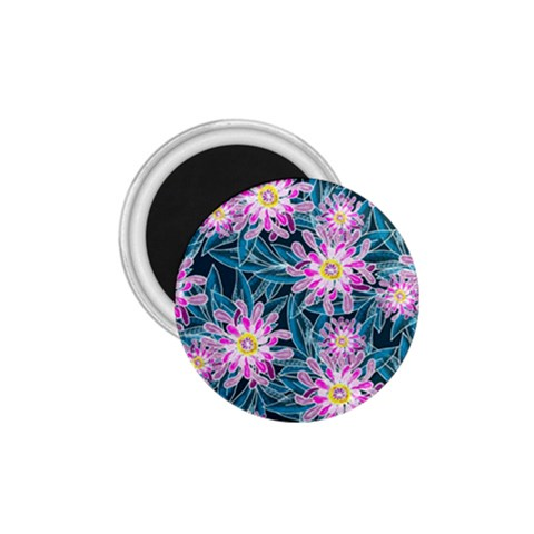 Whimsical Garden 1.75  Magnets