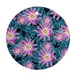 Whimsical Garden Ornament (Round)  Front