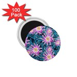 Whimsical Garden 1.75  Magnets (100 pack)  Front
