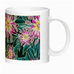 Whimsical Garden Night Luminous Mugs Right