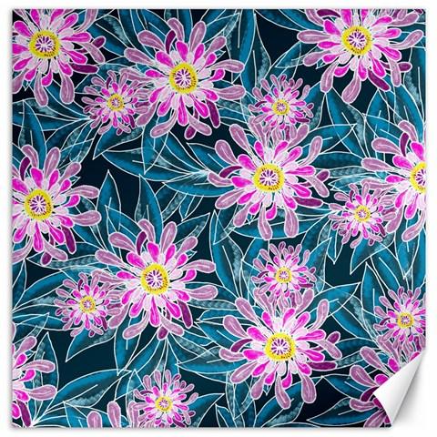 Whimsical Garden Canvas 20  x 20