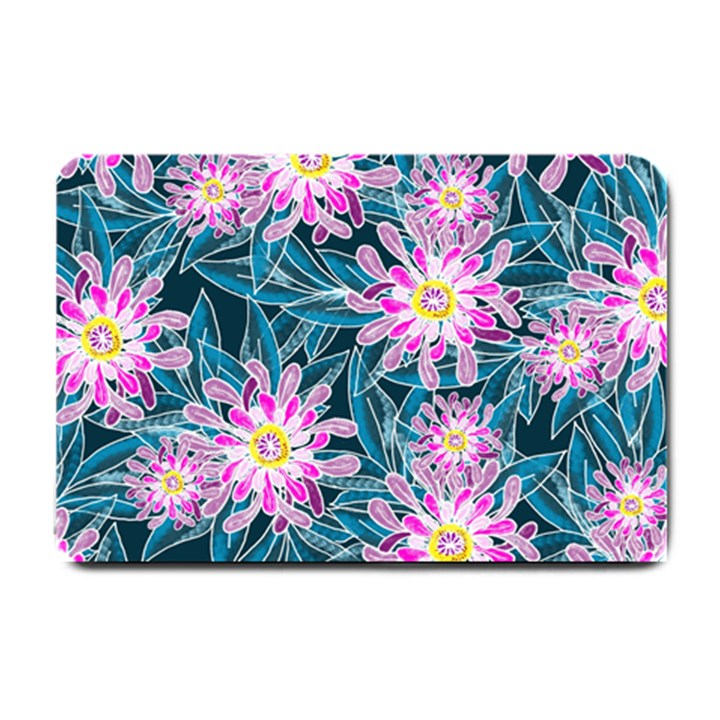 Whimsical Garden Small Doormat