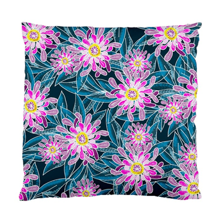 Whimsical Garden Standard Cushion Case (One Side)