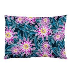 Whimsical Garden Pillow Case