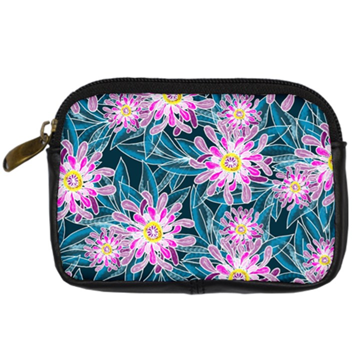 Whimsical Garden Digital Camera Cases