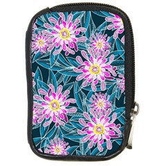 Whimsical Garden Compact Camera Cases