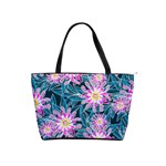 Whimsical Garden Shoulder Handbags Front