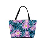 Whimsical Garden Shoulder Handbags Back