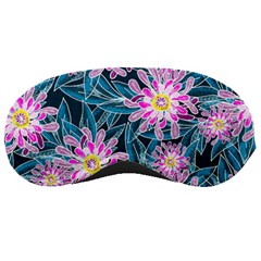 Whimsical Garden Sleeping Masks