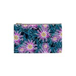 Whimsical Garden Cosmetic Bag (Small)  Front