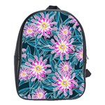 Whimsical Garden School Bags(Large)  Front