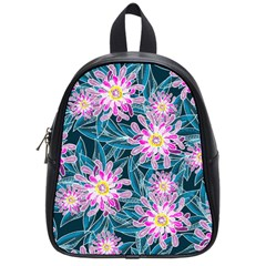 Whimsical Garden School Bags (Small)