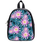 Whimsical Garden School Bags (Small)  Front