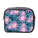 Whimsical Garden Mini Toiletries Bag 2-Side Front