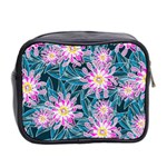 Whimsical Garden Mini Toiletries Bag 2-Side Back