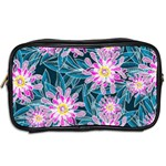 Whimsical Garden Toiletries Bags 2-Side Back