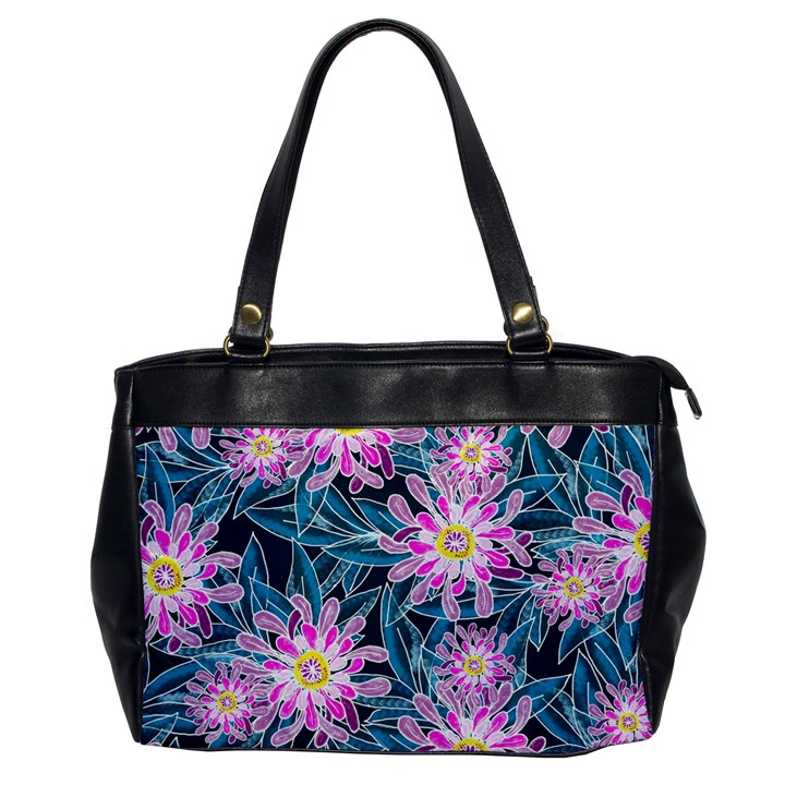 Whimsical Garden Office Handbags
