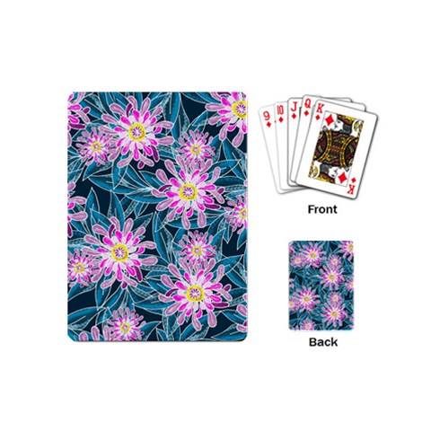 Whimsical Garden Playing Cards (Mini)