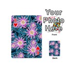 Whimsical Garden Playing Cards 54 (Mini)  Front - Heart6