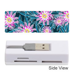 Whimsical Garden Memory Card Reader (stick)