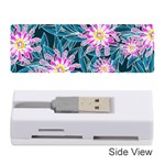 Whimsical Garden Memory Card Reader (Stick)  Front